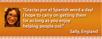 learning spanish language feedback