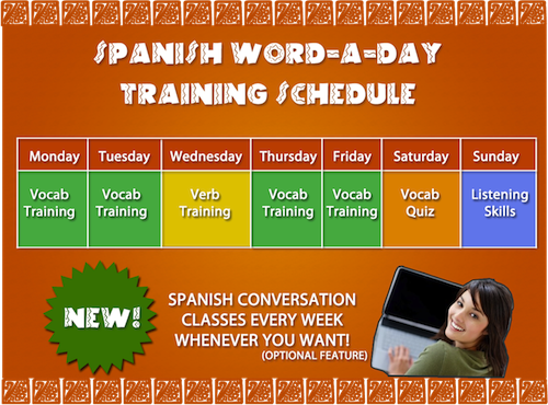 learn spanish free program
